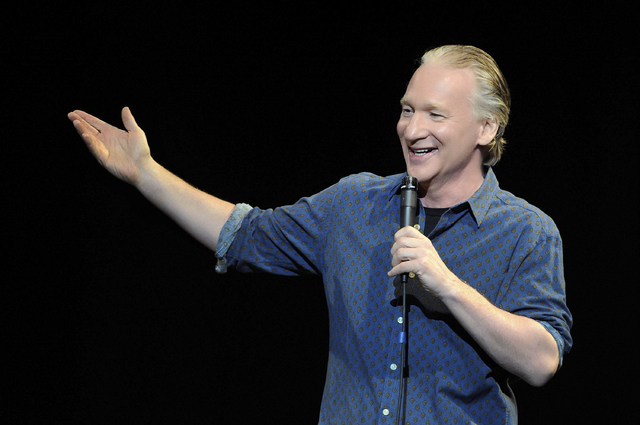 Bill Maher, shown at the Palms last March, returns this weekend.  (David Becker/WireImage)