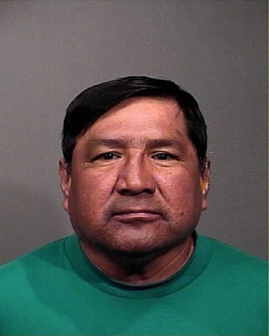 Don Havatone. (Courtesy, Mohave County Sheriff's Office)