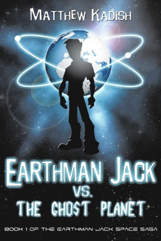 "Matthew Kadish was surprised by the success of his novel ""Earthman Jack Vs. The Ghost Planet."""