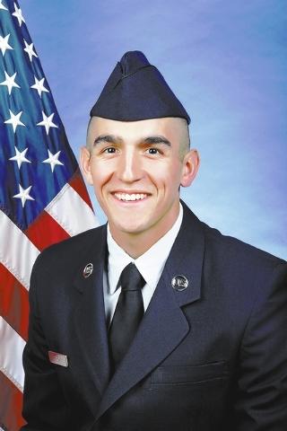 Air Force Airman Arin J. Finch