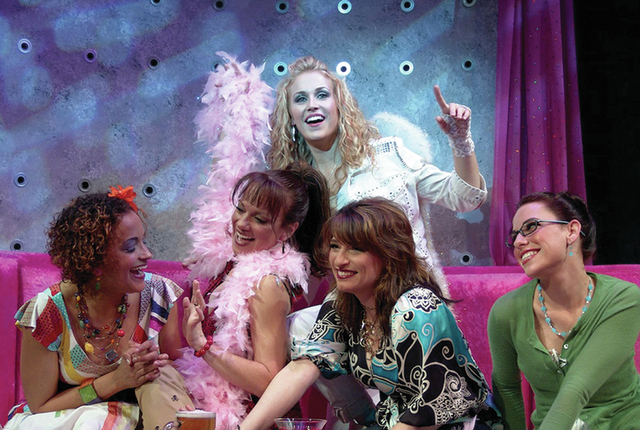 """Girls Night: The Musical"" checks into The Smith Center's Cabaret Jazz Thursday."