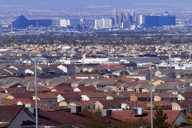 The 2010 Census showed Las Vegas, at 584,000 people, and Clark County at 1.95 million, as the far-and-away leaders in Nevada with 2.7 million people, hardly a surprise. (Las Vegas Review-Journal f ...