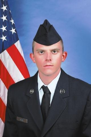 Airman Caleb B. Hegie
