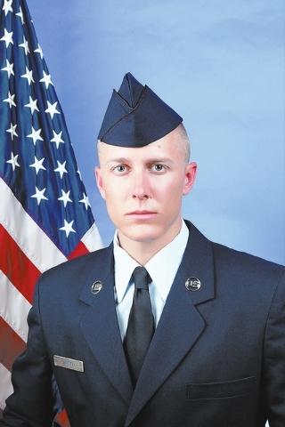 Airman Alex M. Jensen