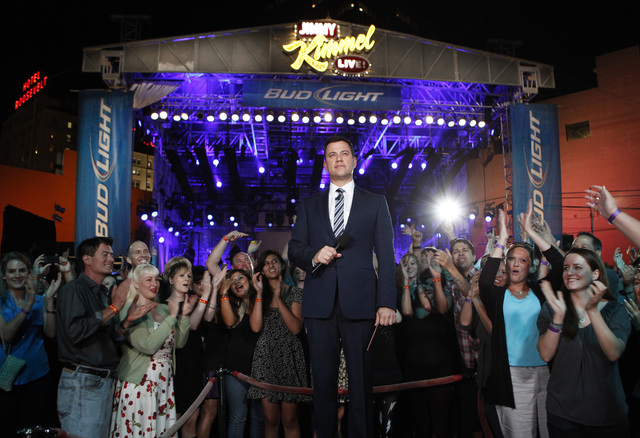 """JIMMY KIMMEL LIVE - """"Jimmy Kimmel Live"""" airs every weeknight, (12:00 - 1:06 a.m., ET), following """"Nightline,"""" packed with hilarious comedy bits and features a diverse lineup of ..."""