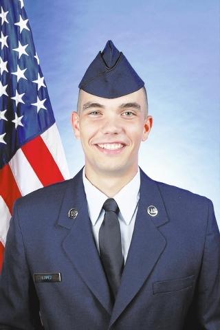 Air Force Airman Stephen C. Lopez