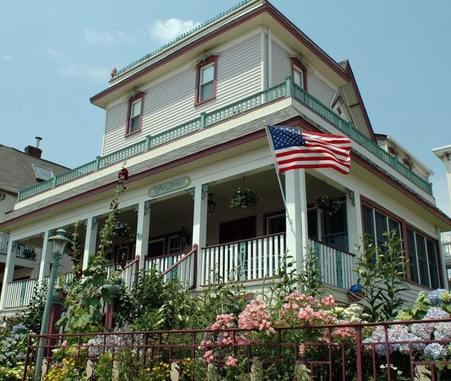 Hurricane Sandy caused The Sea Spray Inn, a bed and breakfast in Ocean Grove, N.J., to be shut down and evacuated. Innkeeper Mary Ellen Tellefsen and her husband lost their possessions; worked on  ...