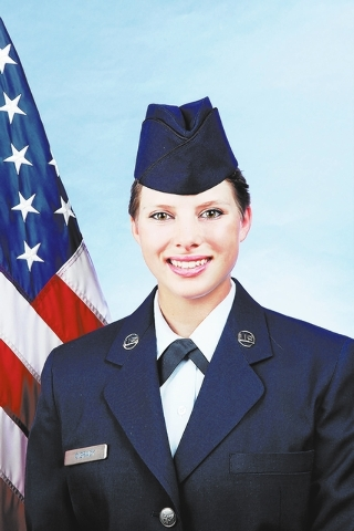 Air National Guard Airman 1st Class Suzanne C.E. O'Grady