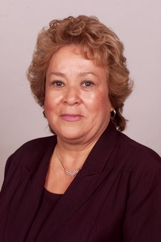Priscilla Rocha, who ran for the State Board of Education in 2002, is shown in this file photo. (File, Las Vegas Review-Journal)