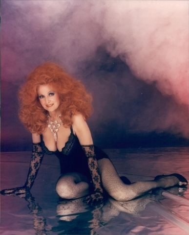 Tempest Storm. (Courtesy/Burlesque Hall of Fame)