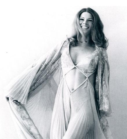 Tiffany Carter. (Courtesy/Burlesque Hall of Fame)