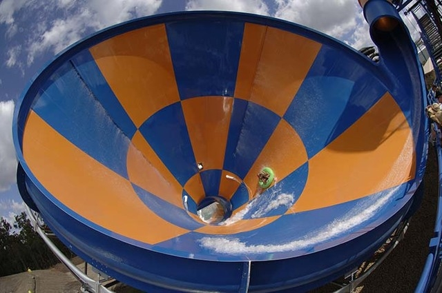 Wet 'n' Wild Las Vegas is introducing a new funnel water slide. (Courtesy photo)