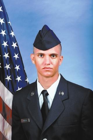 Air Force Airman Steven A. Vincent