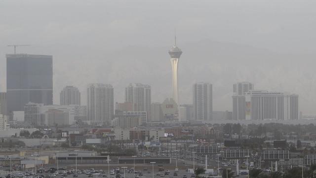 (Jerry Henkel/Las Vegas Review-Journal)
