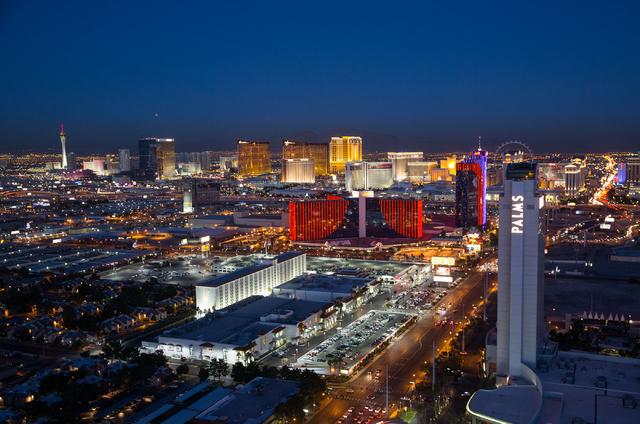 (Samantha Clemens/Las Vegas Review-Journal)