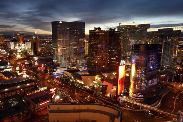 (John Locher/Las Vegas Review-Journal)