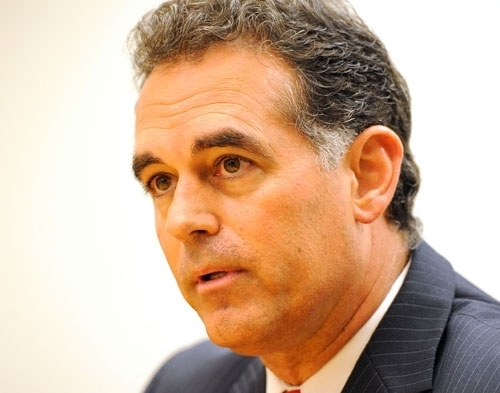 Danny Tarkanian says he will not run for Board of Regents. (Mark Damon/Review-Journal File Photo)