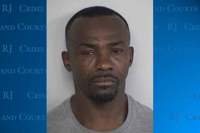 William Robinson was arrested Tuesday in connection with the stabbing death of a man on Monday, according to North Las Vegas police. (Courtesy/North Las Vegas police)