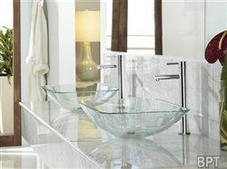 Make two company - not a crowd - in the master bath