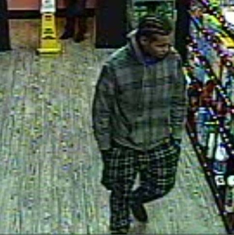 Police are seeking the public's help in identifying two suspects in a March 12 robbery spree in the southwest valley. The suspect pictured pictured here, described as a black male, 20-30 years old ...