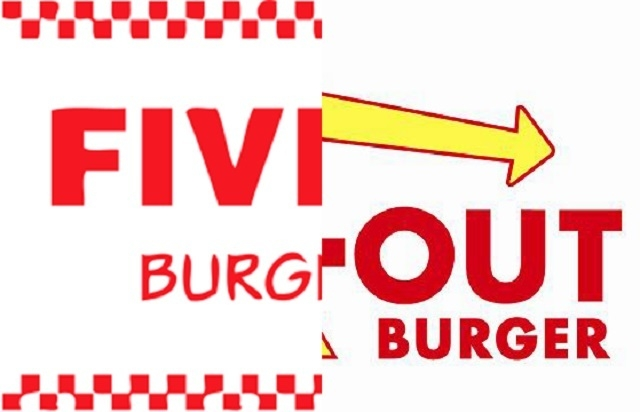 (Courtesy/Five Guys Burgers & Fries/In-N-Out Burger)