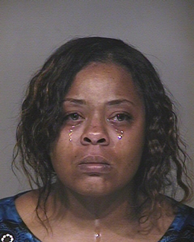 This photo provided by Scottsdale police, Shanesha Taylor is shown.  Taylor, 35,  had an important job interview last month at an insurance company across town in Scottsdale. But she couldnt find  ...