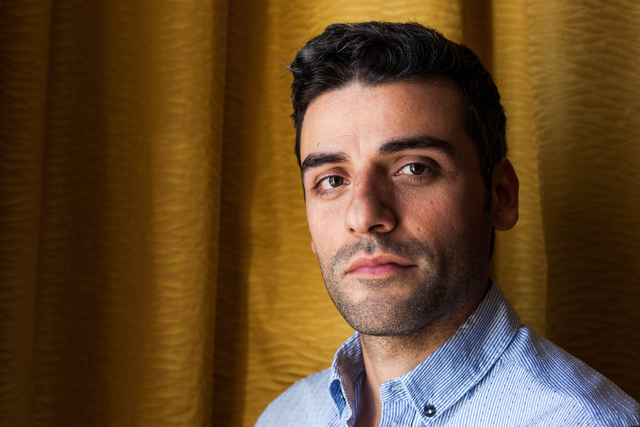 FILE - In this May 20, 2013 file photo, actor Oscar Isaac poses for portraits at the 66th international film festival, in Cannes, southern France. The cast of Star Wars: Episode VII was announced  ...