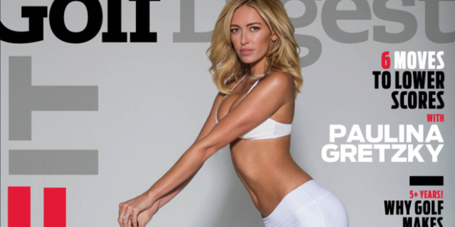 Gretzky S Daughter Causes Commotion With Racy Magazine