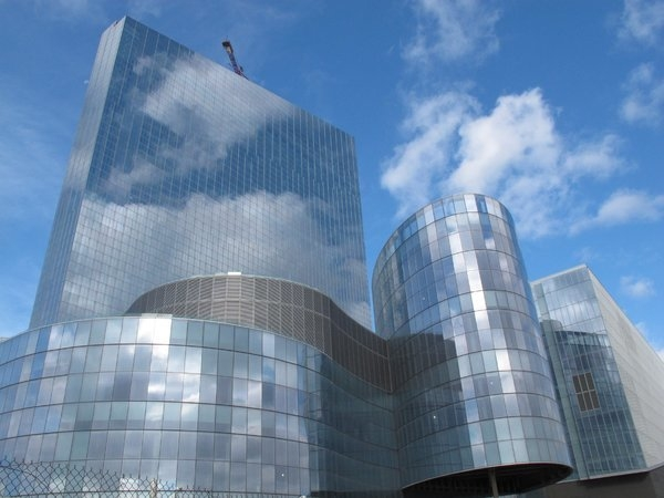 The Revel in Atlantic City is seen in this file photograph. (Wayne Parry/The Associated Press)