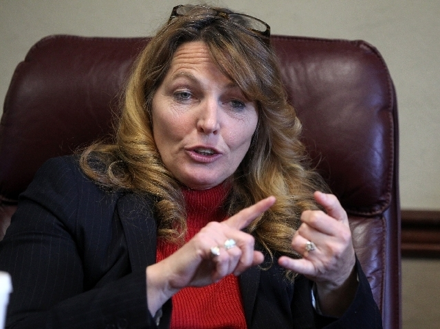 Assembly Speaker Marilyn Kirkpatrick said Friday she has no plans to launch a legislative inquiry into the recent dispute involving Bunkerville rancher Cliven Bundy and the U.S. Bureau of Land Man ...