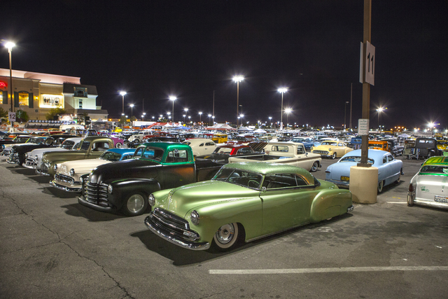 The Orleans To Rock With Viva Las Vegas Weekender Las Vegas Review - Car show las vegas