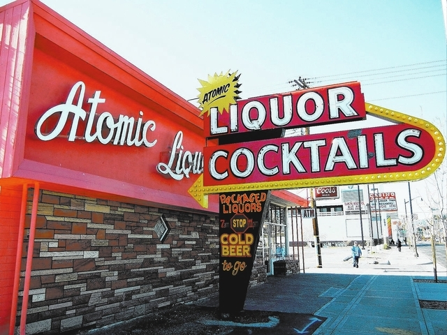 Atomic Liquors hosts The Mapes on Saturday as the band celebrates 15 years together. (Review-Journal File Photo)