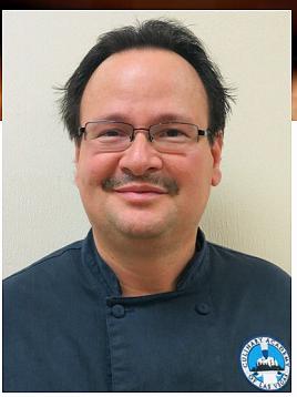 Robert Kennedy Culinary Academy of Las Vegas instructor