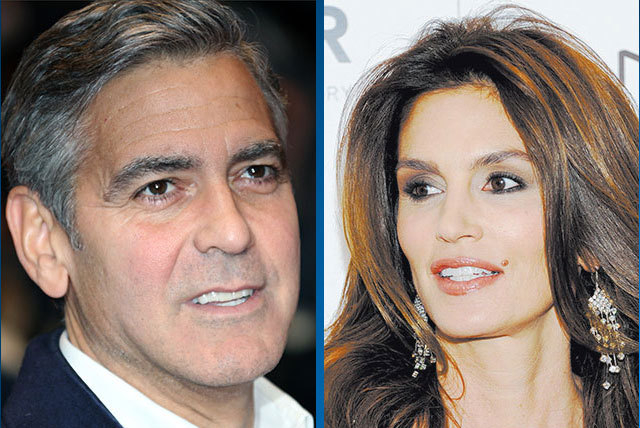 George Clooney and Cindy Crawford will star in a new commercial for Casamigos tequila. Clooney and Rande Gerber, Crawford's husband, are partners in the tequila company.