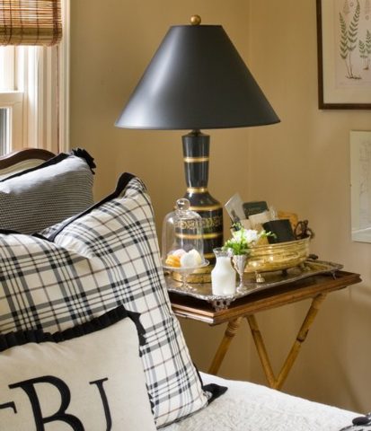 Trays are a great and stylish way to keep your home organized and beautiful. (Bob Greenspan/MCT)