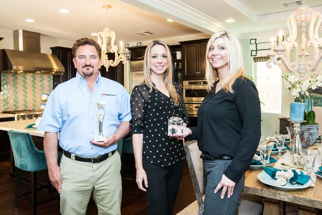 Pardee Homes Winners