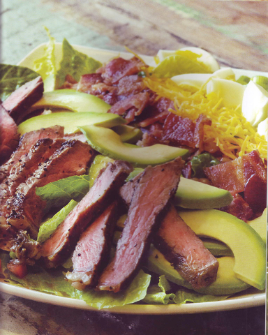 Cobb salad with sirloin (Courtesy)