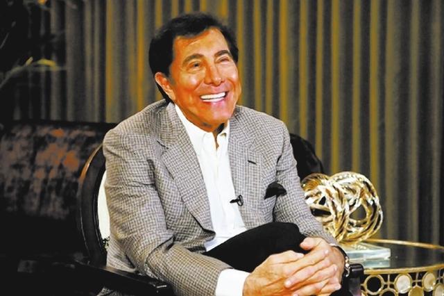 Wynn Resorts, headed by Steve Wynn, is opposed to granting Boston host community status. (Las Vegas Review-Journal file photo)