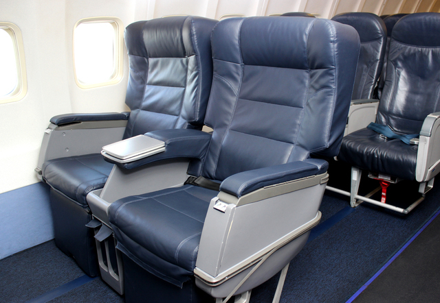Allegiant Air Adding Giant Seats To Planes Used On