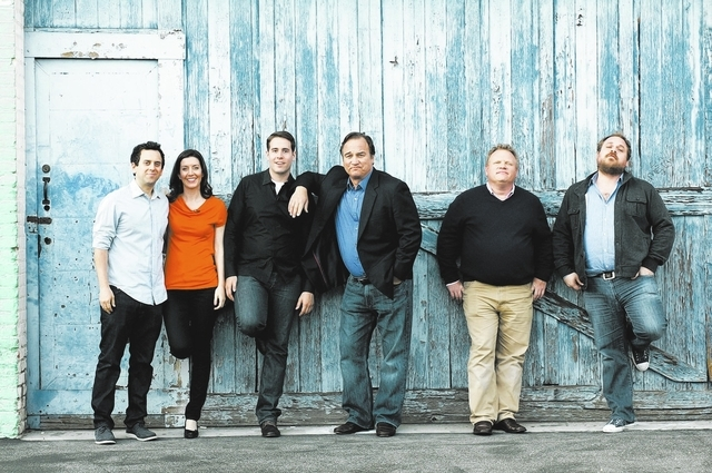 Jim Belushi & Chicago Board of Comedy will be at The Venetian this weekend. The improv troupe is keeping the spirit of Second City alive and well. (Courtesy)