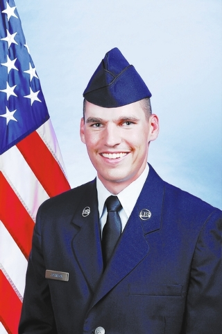 Air Force Airman Vaughn M. Johnson