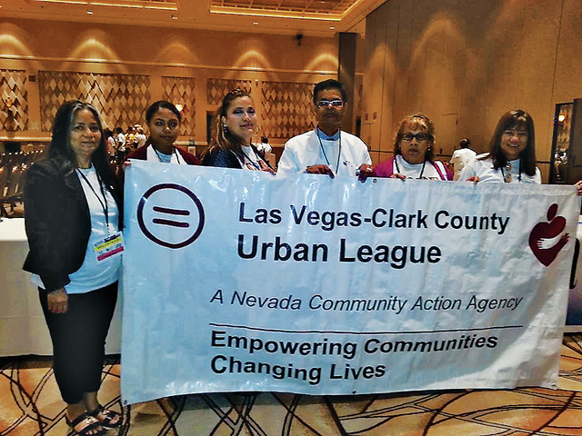 courtesy of Las Vegas Urban League The Las Vegas Urban League is a social services and advocacy group that provides a variety of support to the Las Vegas community.