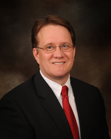 Mark Wier, the mayor of Mesquite. (File, Las Vegas Review-Journal)