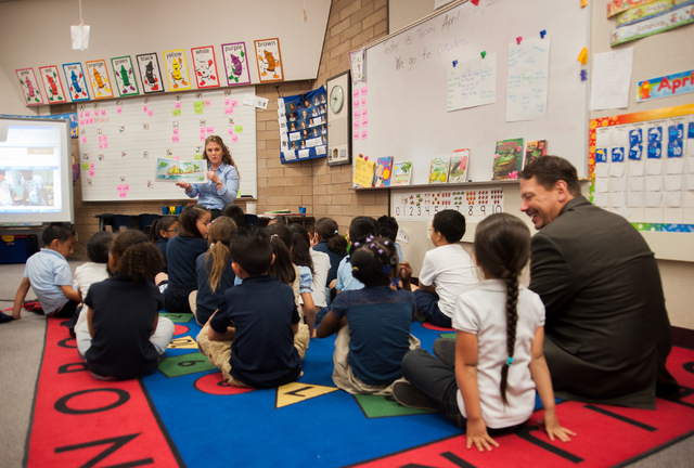 Students, parents fed up as Beatty Elementary class sizes top 40 students