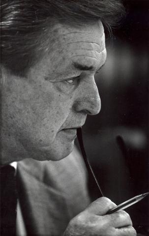 Sen. William Raggio, R-Reno, speaks during 1991 Nevada legislature. (Jeff Scheid/Las Vegas Review-Journal File)