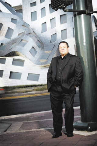 Courtesy photo David Baird, director of the University of Nevada, Las Vegas School of Architecture, was a Silver Nugget Awards judge.