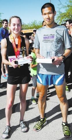 Summerlin Half Marathon April 12, 2014