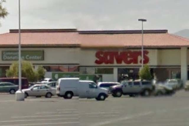 A 24-year-old man was arrested on murder charges Wednesday after Las Vegas police said he stabbed another man during a fight over a woman outside this Savers thrift store at 3121 Rancho Drive., ne ...
