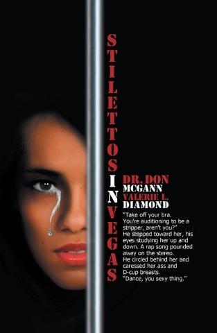 """Valerie L. Diamond shines a light on the world of men's clubs in the novel """"Stilettos in Vegas."""""""