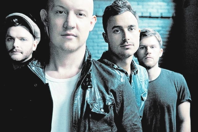 COURTESY The Fray are scheduled to play Red Rock Resort on May 31.